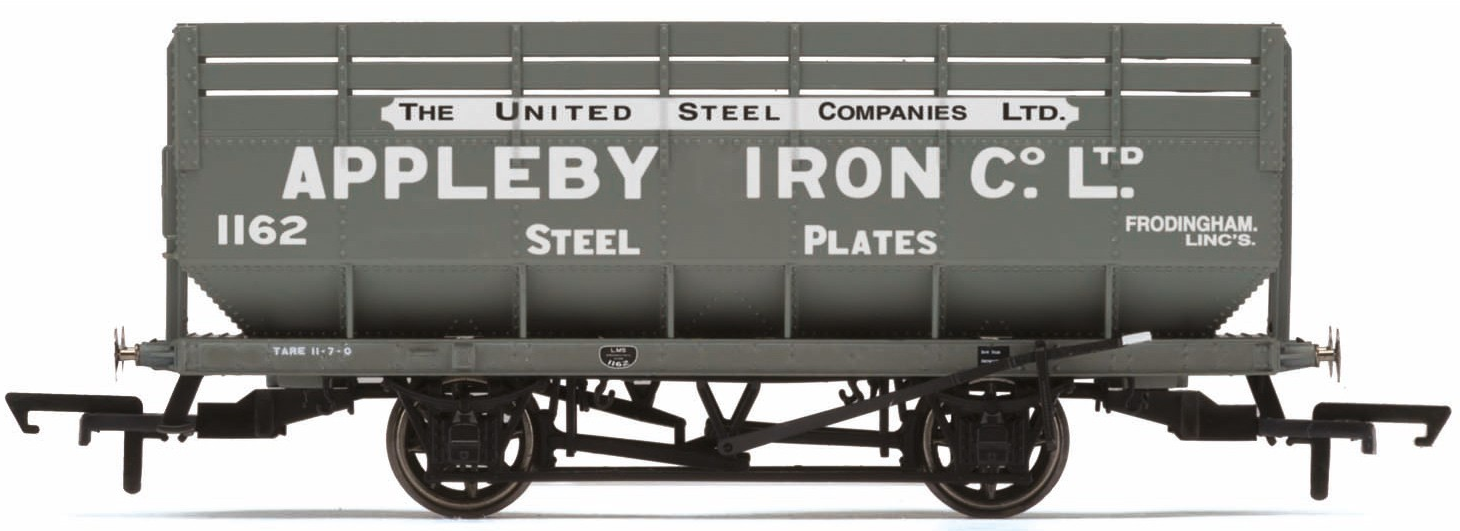 Hornby R6821 LMS Dia 1729 20T Coke Wagon 'Appleby Iron Co.' 938