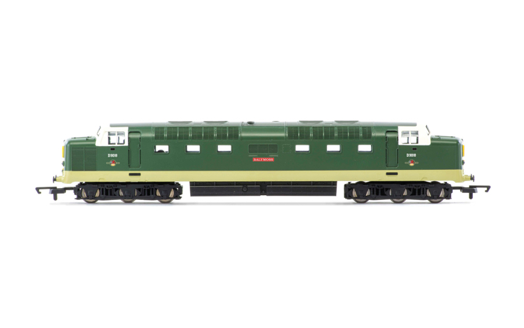 Hornby R30048TTS BR, Class 55, Deltic, Co-Co, D9018