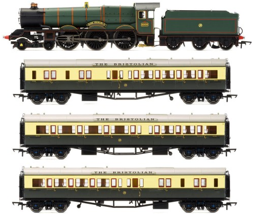 Hornby R3401 'The Bristolian' Train Pack - Limited Edition of 1000