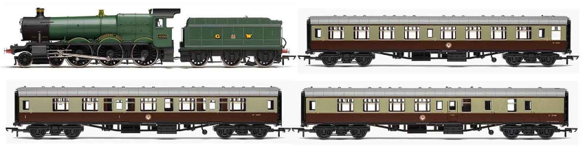 Hornby R3220 'The Tyseley Connection' Train Pack - Limited Edition of 1000
