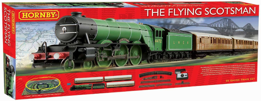 Hornby R1167 Flying Scotsman Train Set