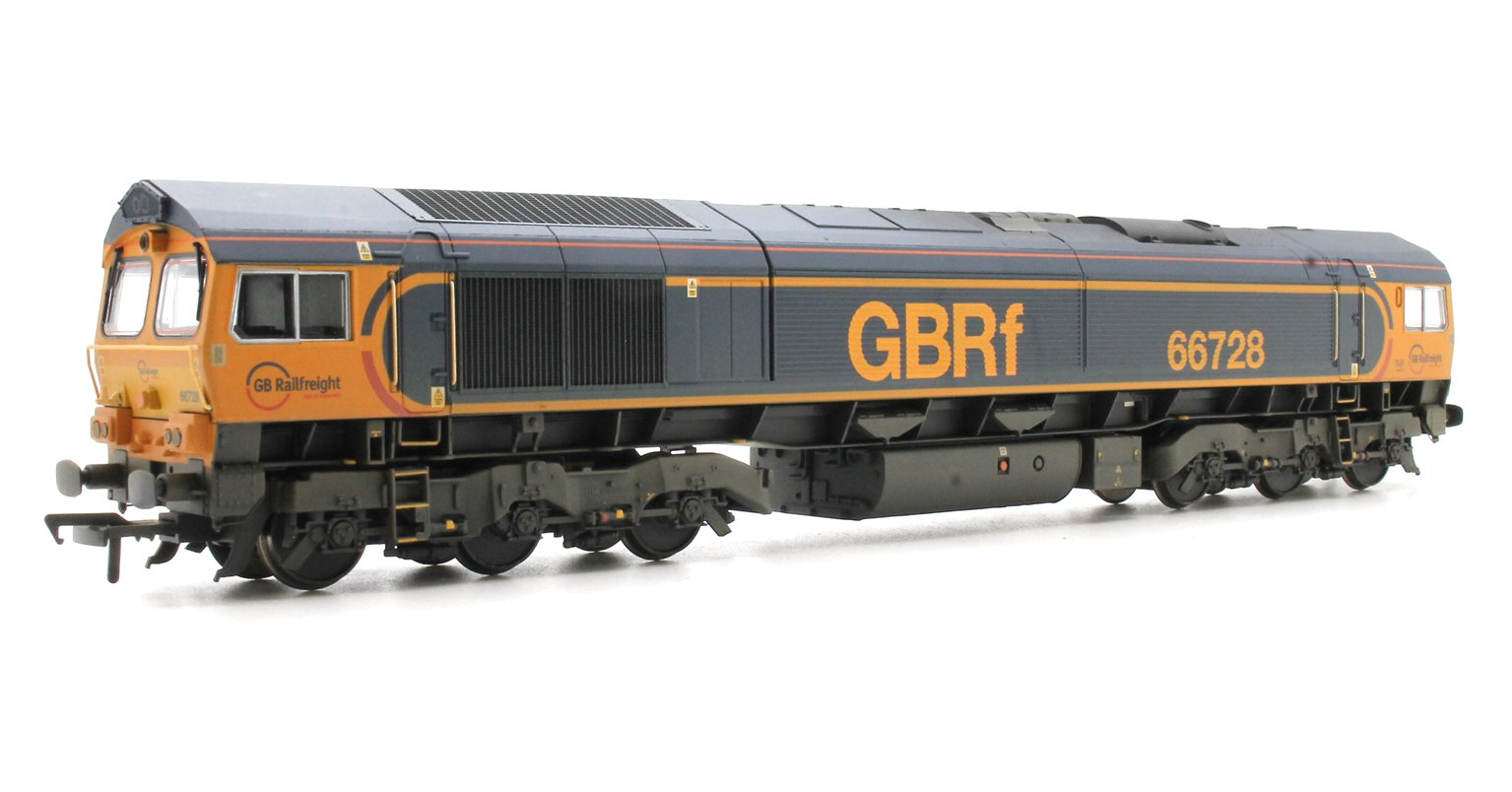 Bachmann 32-980A class 6666728 Institution of Railway Operators GBRF ( weathered )