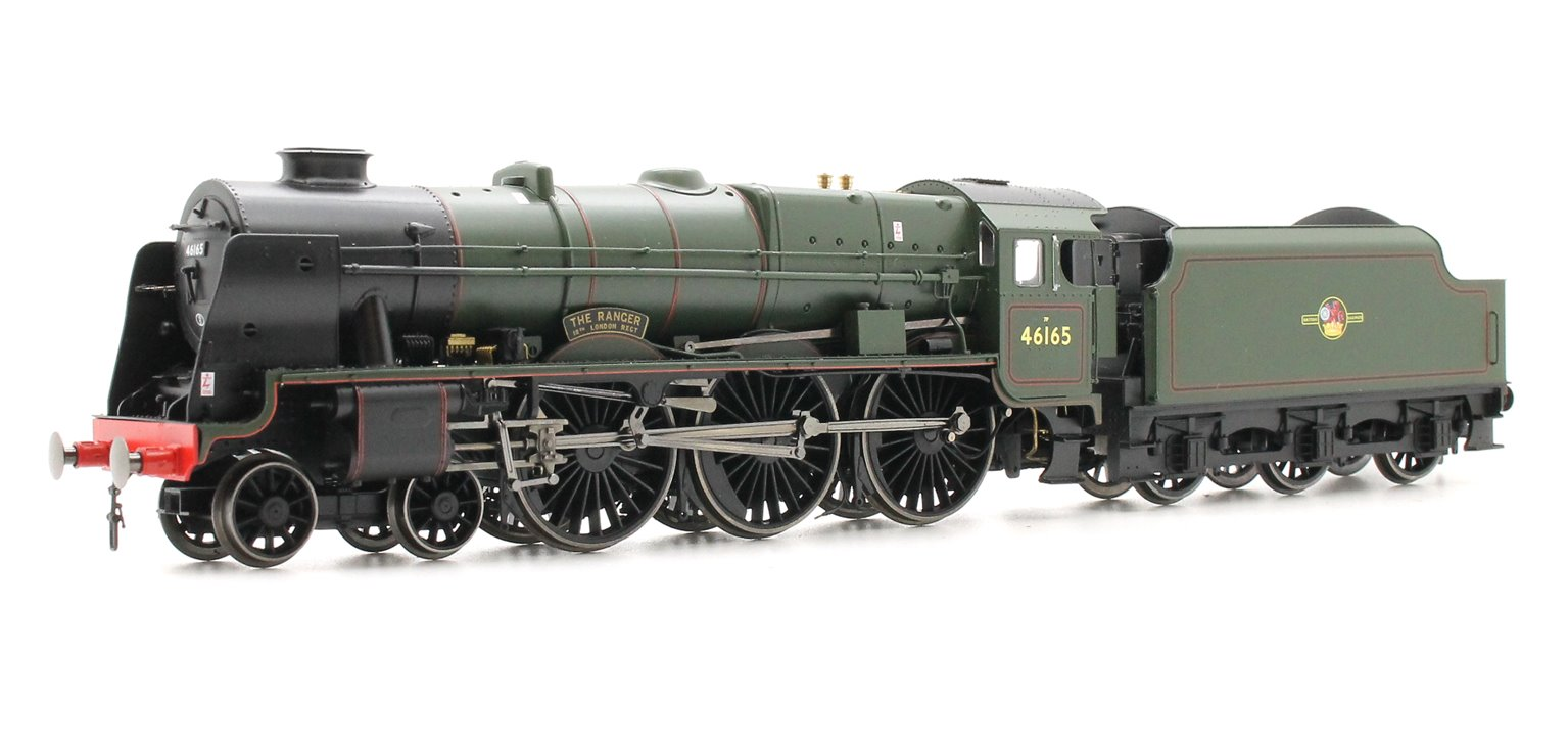 Hornsby R3558 Late BR Royal Scot Class 'The Ranger ( 12th LONDON Regiment)' No. 46165