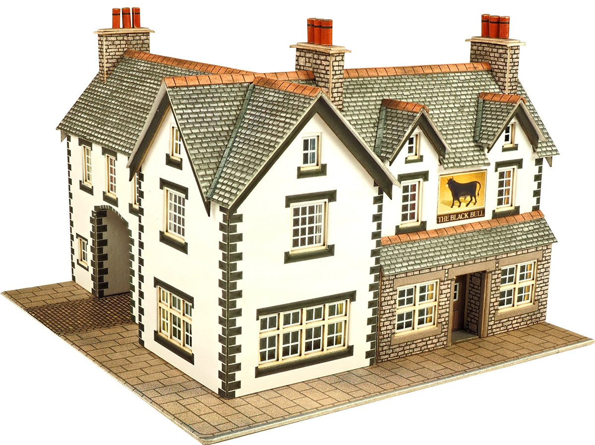 Metcalfe Models PN128 Coaching Inn