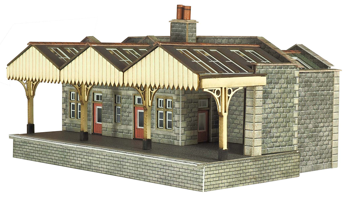Metcalfe Models PN921 Parcel Offices