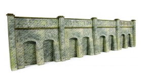 Metcalfe Models PN144 Retaining Wall (Stone)