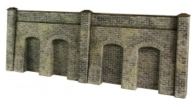 Metcalfe Models PO245 Retaining Wall (Stone)