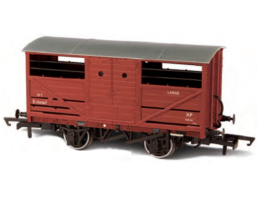 Dapol 4F-037-001 OO Gauge SR Conflat Wagon /& Container