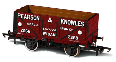 Oxford Rail OR76MW7023 7 Plank 'Pearson & Knowles'