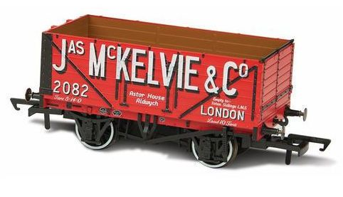 Oxford Rail OR76MW7026 7 Plank 'Jas Mckelvie London'