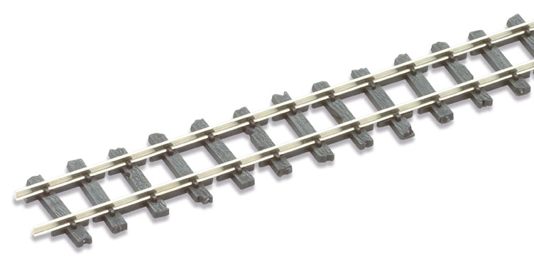 Peco SL-400 009 Wooden sleeper type, Nickel Silver Rail - 914mm length x 1