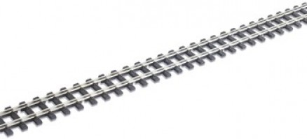 Peco SL-404 009 Wooden sleeper type, Nickel Silver Rail 'Mainline' - 914mm length x1