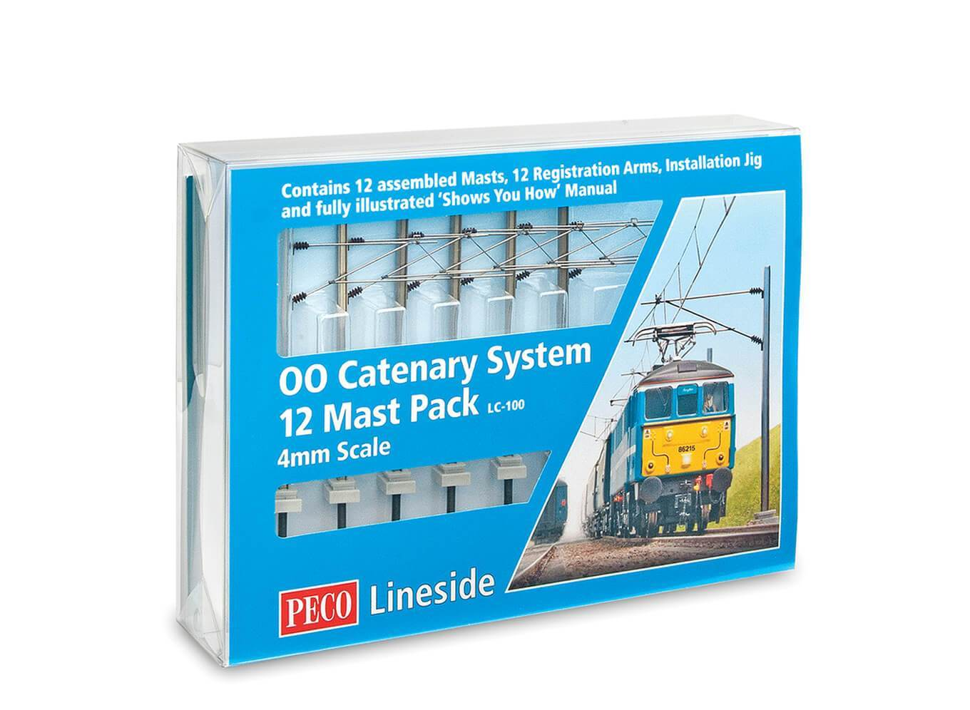 LC-100 Catenary System Startup Pack