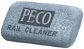 Peco PL-41 Rail Cleaner, abrasive rubber block