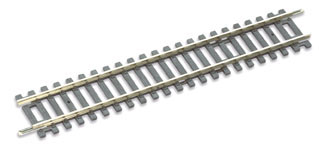 Peco ST-200 Standard Straight, 168mm (6 inches) long