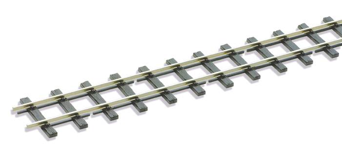 Peco SL-600 SM-32 Wooden sleeper type, Nickel Silver Rail - 914mm length x1