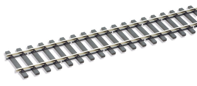 Peco SL-800 Gauge 1 Wooden sleeper type, Nickel Silver Rail - 914mm length x1