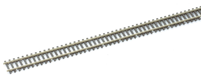 Peco SL-300F Wooden sleeper type Code 55, Nickel Silver Rail - 914mm length x1
