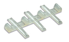 Peco SL-311 Rail Joiners, insulated (Fishplates)