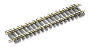 Peco ST-1 Standard Straight, 87mm (37/16 inches) long