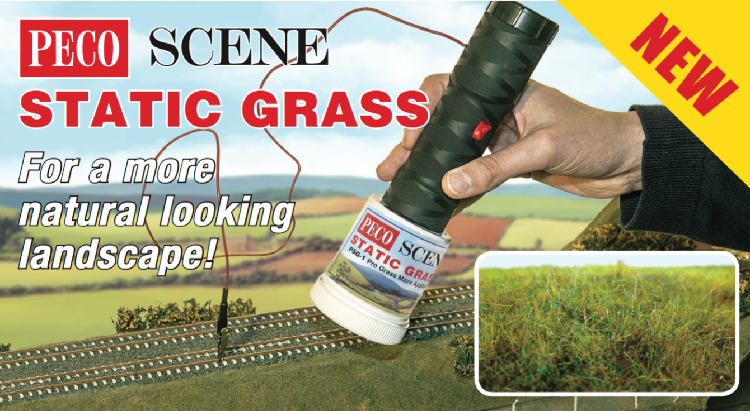 Peco Scene PSG-1 Pro Grass Micro Applicator