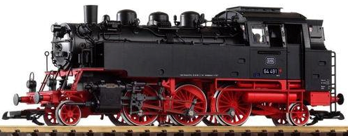 Piko 37210 DB BR64 2-6-2 Steam Locomotive