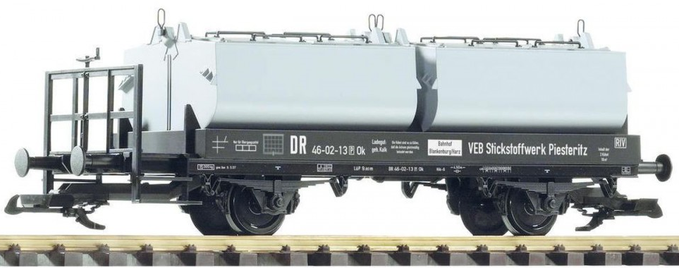 Piko 37771 DR Lime Container Wagon