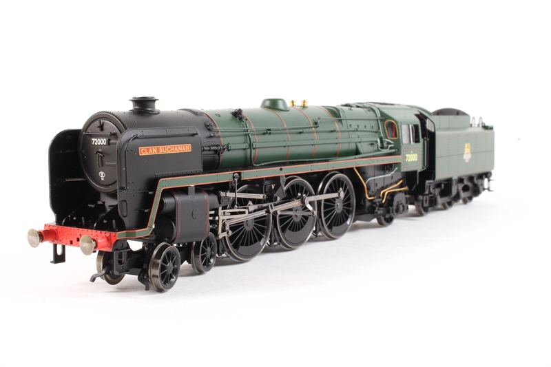 Hornby R2846 BR Early Standard Class '72000 Clan Buchanan'