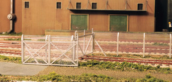 Ratio 436 Security Fencing