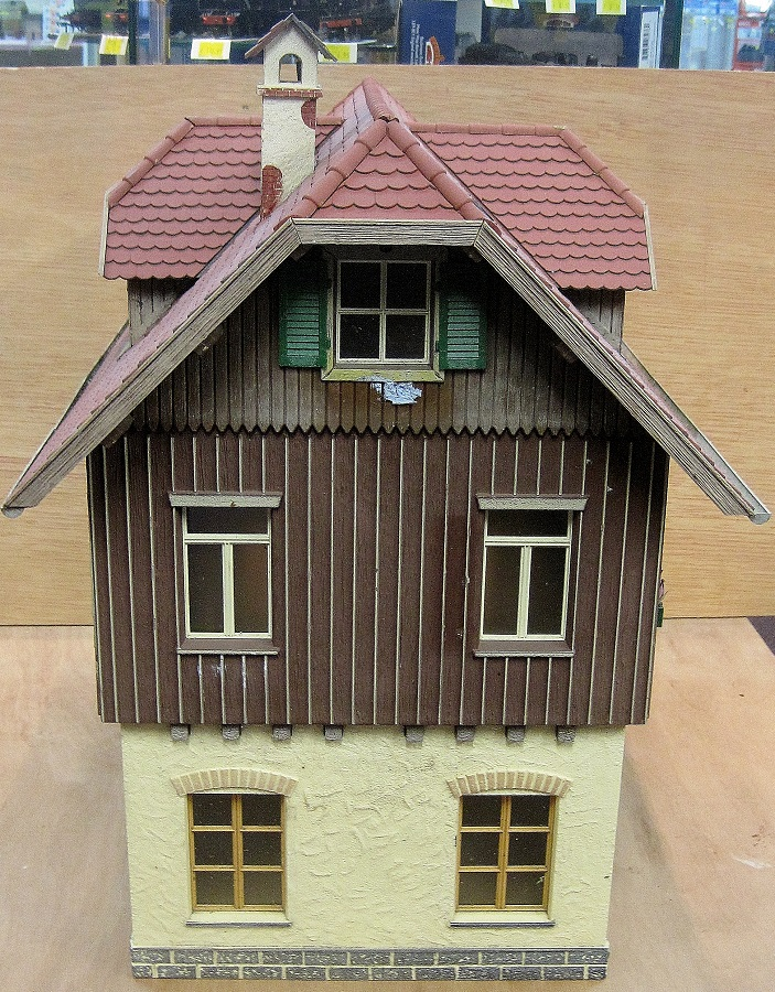 GSB4 Pola Kit Built Large Double Houses - (second hand)