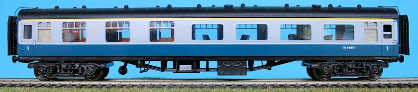 Southern Pride EM120 MK1 LOUNGE CAR KIT