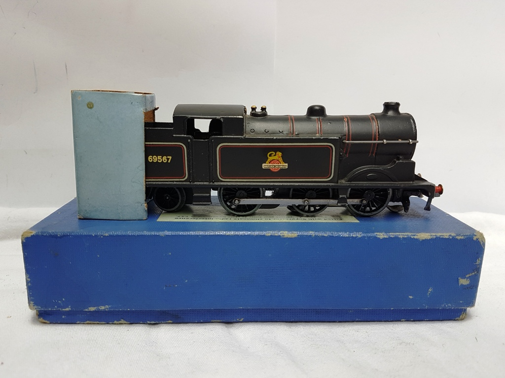 Hornby Dublo 3-Rail EDL17 LNER N2 Tank Engine 69567 (VIN3) - (second hand)