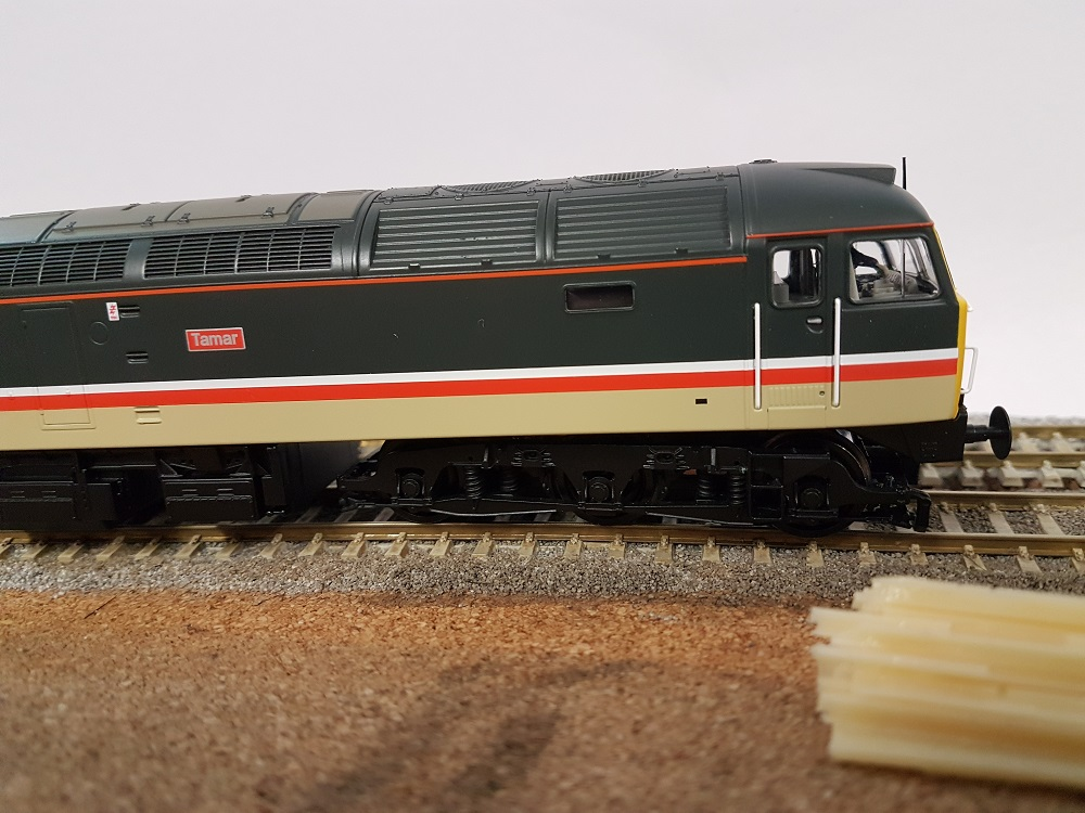 "Bachmann 31-651DB Class 47 47832 ""Tamar"" Intercity Mainline - Limited edition"