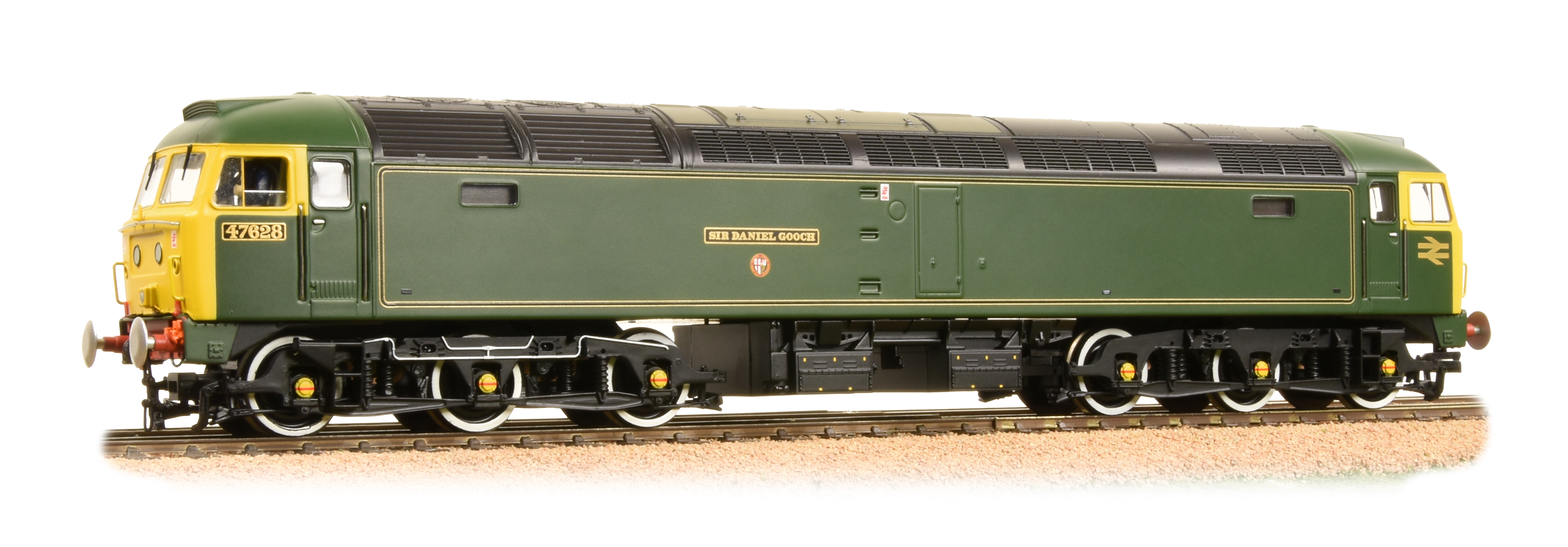 "Bachmann 31-660DB Class 47/4 47628 ""Sir Daniel Gooch"" GWR 150 - Limited edition - Click Image to Close"