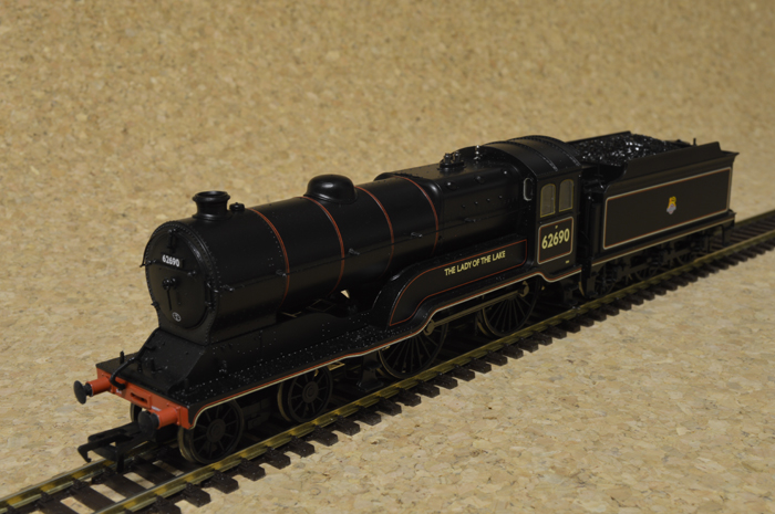 Bachmann 31-135 LNER Class D11/2 62690 'The Lady of the Lake' BR Black with early crest