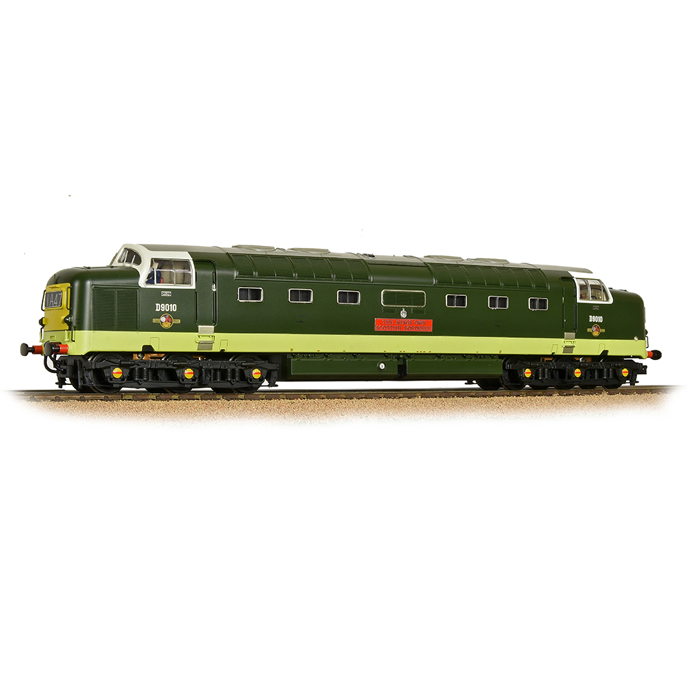 Bachmann 32-529C Class 55 'Deltic' D9010 'The King