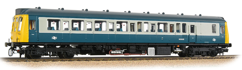 Bachmann 35-526 Class 121 Single Car DMU BR Blue & Grey