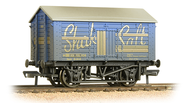 Bachmann 33-179B 10t Salt Wagon Shaka Salt (weathered)