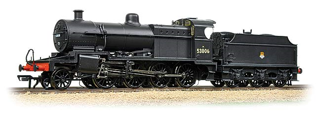 Bachmann 31-010 Class 7F 2-8-0 53806 BR Black with early crest