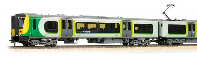 Bachmann 31-031 Class 350/2 Desiro 4 Car EMU 350238 London Midland