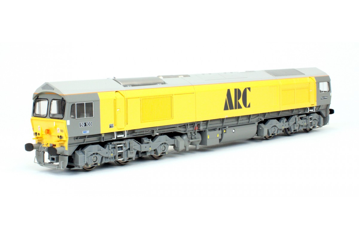 DAPOL 4D-005-001 CLASS 59 103 'VILLAGE OF MELLS' ARC DIESEL LOCOMOTIVE