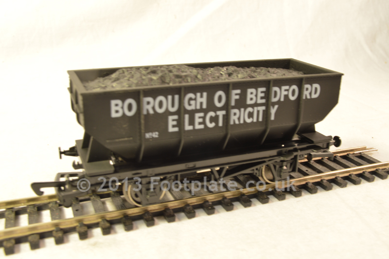 Dapol B668 Boro' of Bedford 21t Hopper