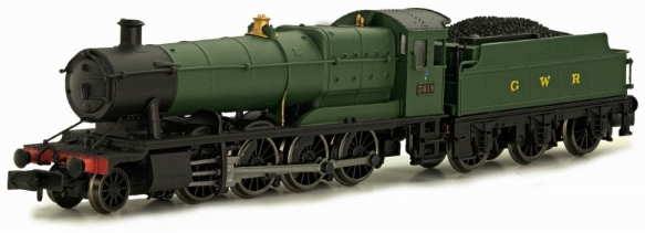Dapol 2S-009-005 38xx Class 2-8-0 3819 GWR green with GWR tender lettering