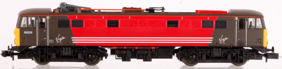 Dapol ND-099A Class 86 86229 Virgin Trains