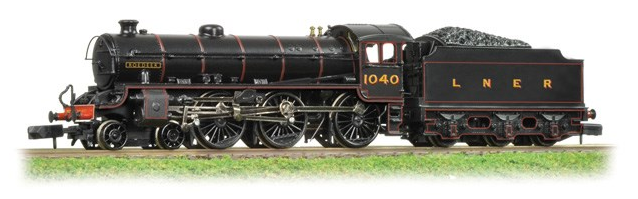 Graham Farish 372-079 Class B1 1040 'Roedeer' LNER Lined Black