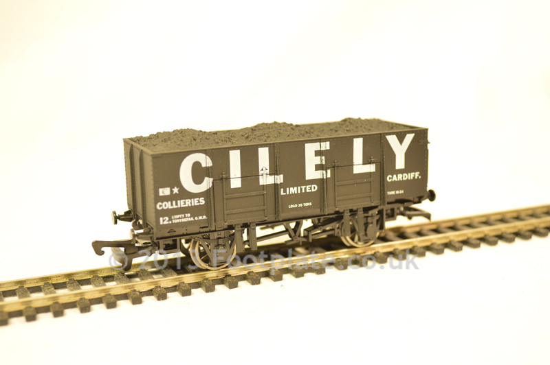 Dapol B735 Cilely 20t Mineral Wagon