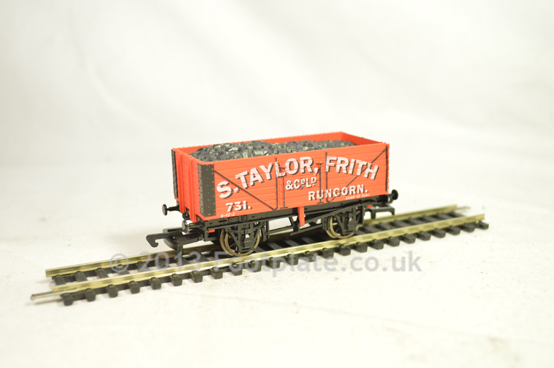 Dapol B604 S Taylor Frith 7 Plank