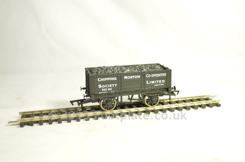 Dapol B838 5 Plank - Chipping Norton 9ft w/b Chassis