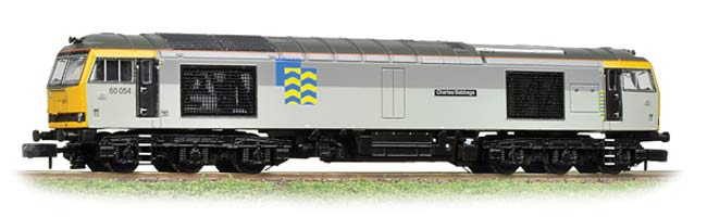 Graham Farish 371-384 Class 66 66209 EWS - Weathered