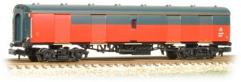 Graham Farish 374-777A BR MK1 Super BG Full Brake Coach EWS Royal Mail